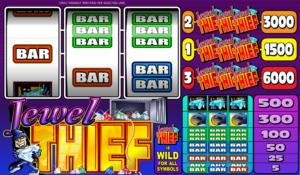 Online Slot Jewel Thief