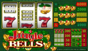 Online Slot Machine Jingle Bells