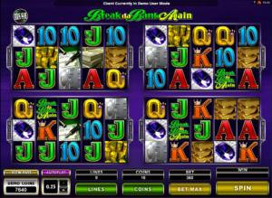 Online Mega Spin - Break Da Bank Again Slot