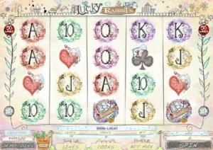 Slot Machine Lucky Rabbits Loot Online