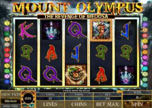 Online Mount Olympus Slot