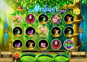 Mystique Grove Free Online Slot