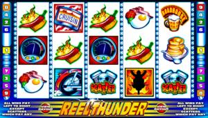 Slot Reel Thunder Online for Free