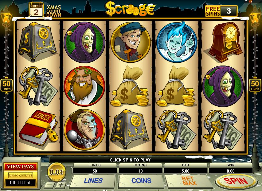 Scrooge Online