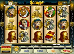 Online Slot Machine Scrooge