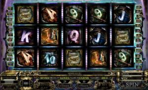 Online Slot Machine Steam Punk Heroes