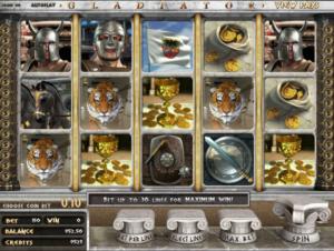 Online Gladiator Slot