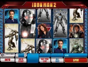 Online Slot Machine Iron Man 2