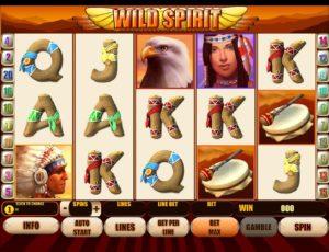 Online Wild Spirit Slot for Free