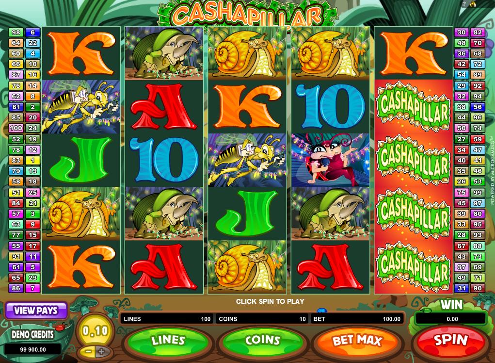 cashapillar casino