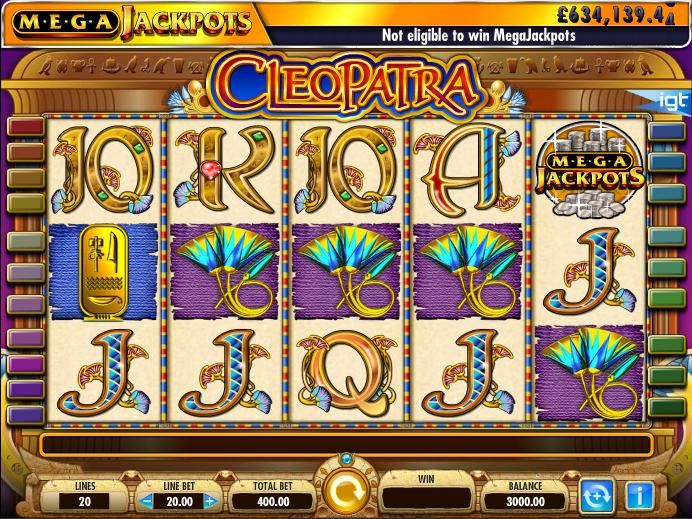 MegaJackpot Cleopatra