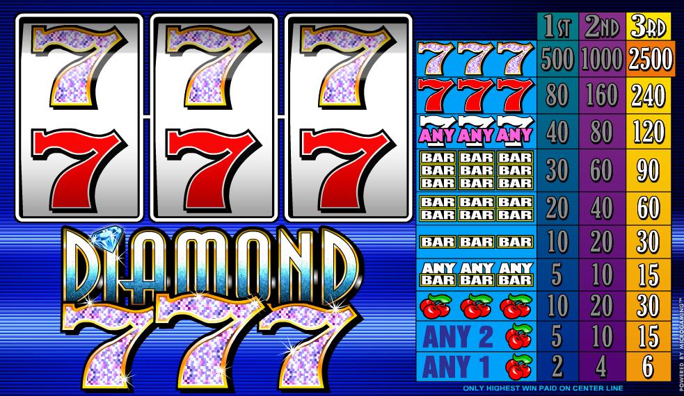 Diamond Sevens
