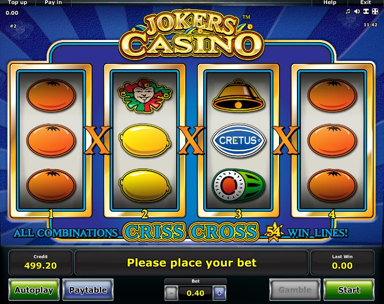 Jokers Casino
