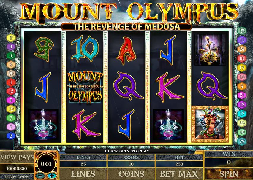 Mount Olympus