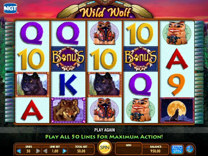 online slots wolf spiele online